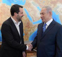 Gasdotto Israele, Salvini rilancia:«Si può fare»