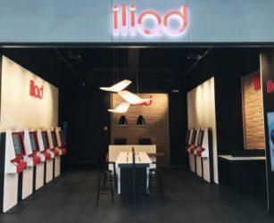 Iliad apre il primo negozio a Napoli
