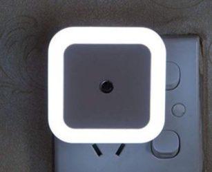 Lampade portatili a LED con sensore di movimento a bassissimo costo