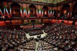 Il DDL per la riduzione parlamentari passa alla Camera