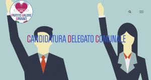 Delegato Comunale PVU !!!