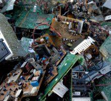 350mila tonnellate di spazzatura tecnologica inviati illegalmente in Africa e Asia
