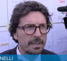 """Viadotto E45, Toninelli visita i cantieri: """"Entro 30 giorni perizia sulla tenuta stradale"""""""