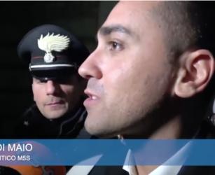 """Diciotti, Di Maio: """"Ha vinto democrazia, basta capi bastone che impongono decisione ai partiti"""""""