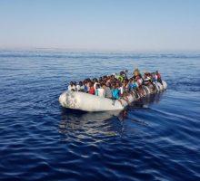 Migranti: il numero di partenze dalla Libia e' diminuito dell'87%