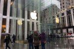 Riapre Il più iconico tra i negozi Apple nel mondo
