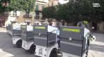 Palermo, arrivano i tricicli elettrici di Poste Italiane