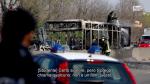 """Milano, bus incendiato, la telefonata al 112 dei ragazzi: """"Salvateci, non è un film"""""""
