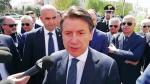 """Lecce, il premier Conte: """"La mia esperienza termina con questo governo"""""""