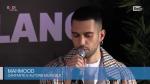 """Mahmood intervistato da Sala: """"Il mio consiglio ai giovani? Studiate sempre, chiunque può farcela"""""""