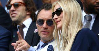 Jude Law pronto a nuove nozze. A 46 anni cinque figli da tre diverse donne