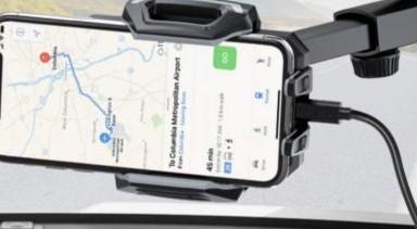 Supporto smartphone e al contempo ricarica con tecnologia wireless