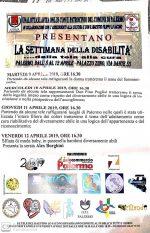 Palermo: cinque giorni dedicati ai diversamente abili