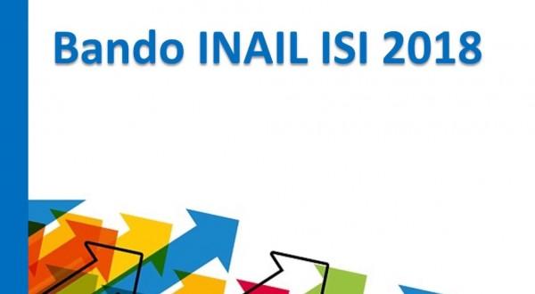 Bando INAIL: finanziamento a fondo perduto e fino a esaurimento delle risorse