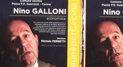 Il nostro portavoce PVU, prof Antonino Galloni è sempre più ambito ed invitato