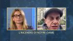 Notre-Dame a fuoco: domate le fiamme il punto su danni.Live con Corrado Augias