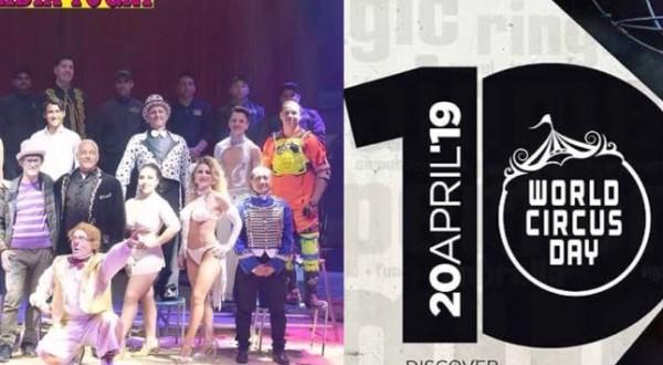 Straordinaria tappa a Campobasso del Circo Lidia Togni dal 18 al 25 aprile