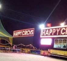 Lo show di successo dell'internazionale Happy Circus a Milazzo