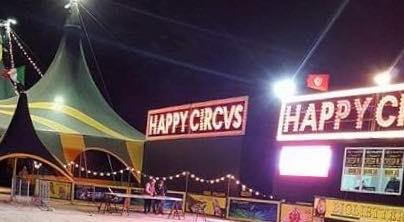 """A Messina il fantastico ed internazionale """"Happy Circus"""""""
