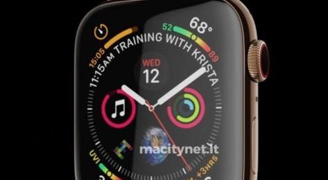 Nei nuovi Apple Watch 5 2019 attesi quest'anno ci saranno schermi OLED