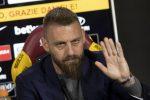 """De Rossi: """"È stato un viaggio lungo, intenso, sempre accompagnato dall'amore per questa squadra"""""""