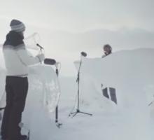"""Greenpeace """"Ocean Memories"""": Un concerto indimenticabile nel profondo nord dell'Artico"""