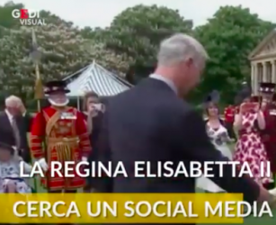 Gb, la regina Elisabetta assume su Linkedin: cercasi social media manager