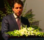 "Conte interviene all'evento ""The Italian Technologies for Vietnam's Smart and Circular Economy"""