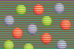 L'illusione ottica è virale: di che colore sono le sfere?