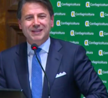 """Il Presidente Conte alla cerimonia del """"Premio nazionale per l'innovazione"""" di Confagricoltura"""