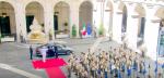PALAZZO CHIGI: Cerimonia di insediamento del Governo Conte