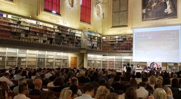 """""""Il tempo dei debiti"""": l'Osservatorio sulle crisi d'impresa (OCI) presenta l'ottava edizione di InsolvenzFest"""