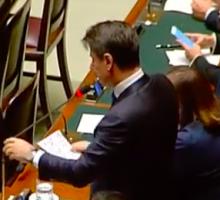 PALAZZO CHIGI: Bruxelles, punto stampa del Presidente Conte | VIDEO
