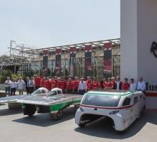 Nuova auto solare emiliana sfida il deserto australiano