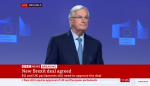 Barnier: Brexit Deal is result of 'intensive work' – BBC News