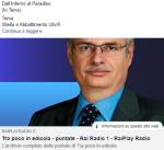 Partito Valore Umano (PVU) – Dall'Inferno al Paradiso (In Terra)…