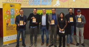 COMUNICATO STAMPA: Grande successo per la 9^ edizione del Matera Sport Film Festival
