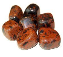 La magia delle pietre -OSSIDIANA MOGANO