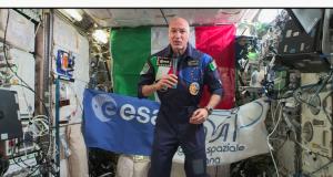PALAZZO CHIGI :  Il Presidente Conte in collegamento con l'astronauta Luca Parmitano| VIDEO