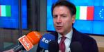 PALAZZO CHIGI : Punto stampa del Presidente Conte a Bruxelles | VIDEO
