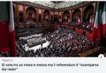 Partito Valore Umano (PVU) – Il saccheggio della Costituzione Italiana!