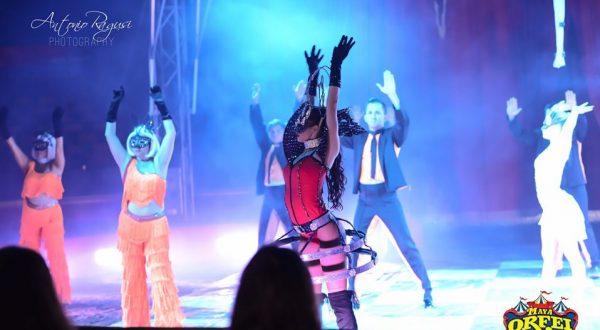 La grande carica emozionale del Maya Orfei Circo Madagascar a Civitanova Marche