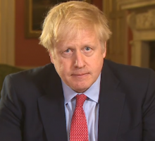 Coronavirus: PM announcing strict new curbs on life in UK - BBC News   VIDEO
