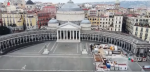 Coronavirus, il drone si alza su Napoli deserta: la bellezza oltre la paura | VIDEO