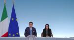PALAZZO CHIGI : Coronavirus, dichiarazioni alla stampa del Presidente Conte e del Ministro Azzolina| VIDEO