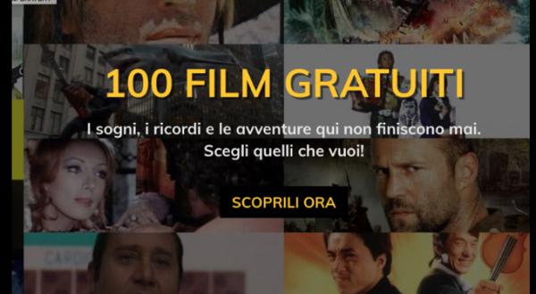 Coronavirus : The Film Club regala 100 film in streaming