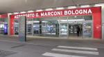 Coronavirus, l'aeroporto Marconi è deserto | VIDEO