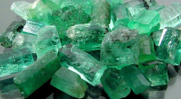 La magia delle pietre SMERALDO