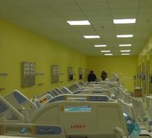Coronavirus, dentro il nuovo reparto del San Raffaele di Milano: i lavori di allestimento   VIDEO