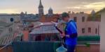 Coronavirus, la colonna sonora di Ennio Morricone risuona su piazza Navona deserta | VIDEO